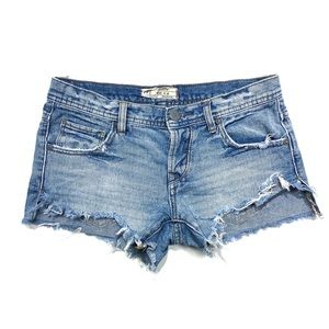Free People Cut off Shorts 24